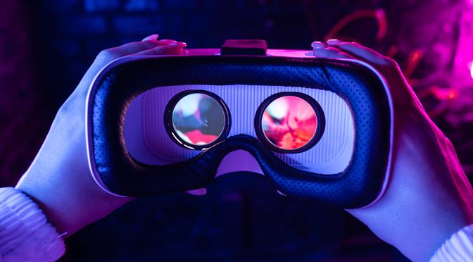 Realidad virtual para eventos