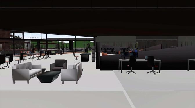 Salas de reuniones en Realidad Virtual