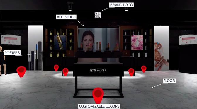 eCommerce 3D en Realidad Virtual